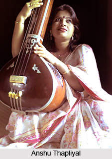 Anshu Thapliyal, Indian Classical Vocalist
