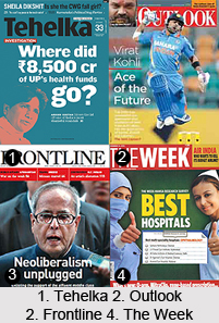 Current Affairs Magazine in India