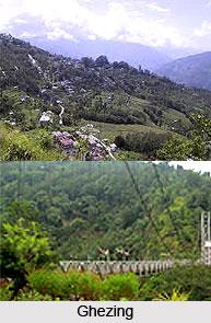 Ghezing, Western Sikkim
