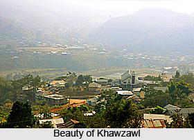 Khawzawl, Champhai, Mizoram