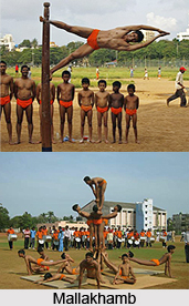 Mallakhamb, Traditional Indian Sport