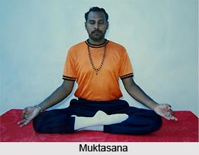 Muktasana, Meditative Asana