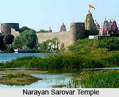Narayan Sarovar Temple, Kutch, Gujarat
