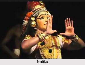 Natika, Indian Theatre Form