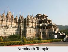 Neminath Temple, Gujarat