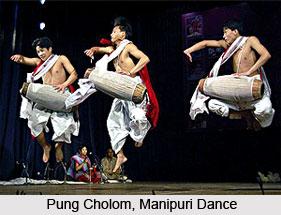 Pung Cholom Dance