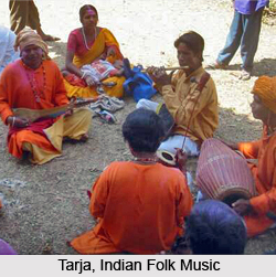 Tarja, Indian Folk Music