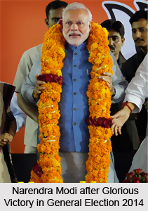 Narendra Modi, 15th Prime Minister of India