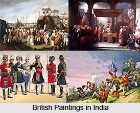 Painting during Early British Rule in India