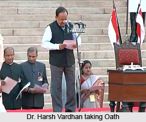 Dr. Harsh Vardhan, Indian Politician