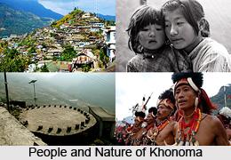 Khonoma, Village in Nagaland