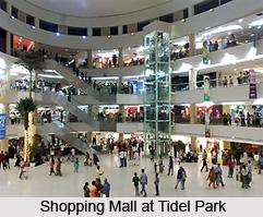 Tidel Park, Chennai