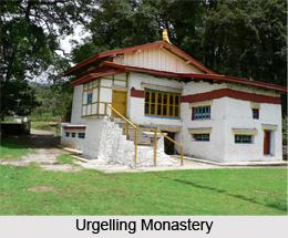 Urgelling Monastery, Arunachal Pradesh