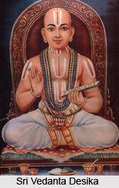 Vedanta Desika , Indian Philosopher