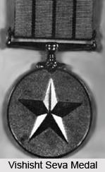 Vishisht Seva Medal