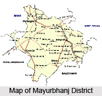 Mayurbhanj District, Orissa
