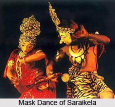 Chhau dance of Saraikela