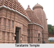 Taratarini Temple, Purshottampur, Orissa