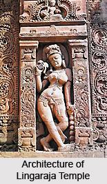 Lingaraja Temple, Bhubaneshwar, Orissa