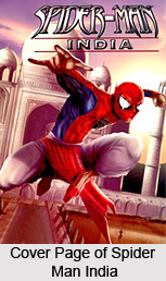 Spider-Man India, Indian Comics