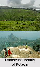 Kotagiri, Nilgiris, Indian Hill Station