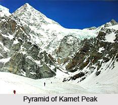 Kamet Peak, Uttarakhand