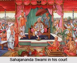 Sahajananda Swami, Indian Saint