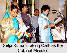 Selja Kumari, Indian Politician