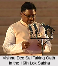 Vishnu Deo Sai, Indian Politician