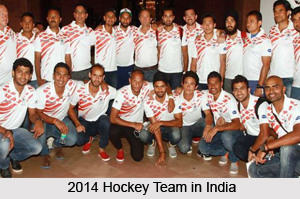 India and World Cup Hockey