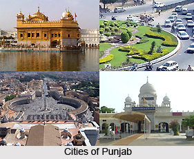 Cities of Punjab