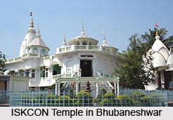 ISKCON Temple, Bhubaneshwar, Orissa