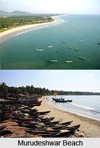 Murudeshwar Beach, Karnataka