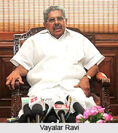 Vayalar Ravi, Indian Politician