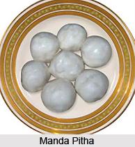 Manda Pitha, Oriya Recipe