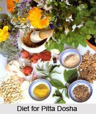 Diet for Pitta Dosha
