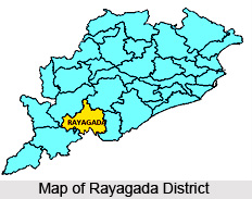 Rayagada District, Orissa
