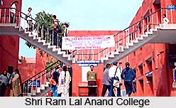 Shri Ram Lal Anand, Benito Juarez Road, New Delhi