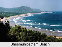Tourist places in Visakhapatnam, Andhra Pradesh