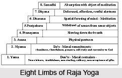 Raja Yoga, Ashtanga Yoga