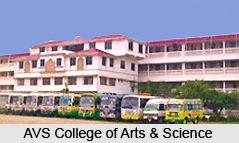 AVS College of Arts & Science, Ramalingapuram, Salem, Tamil Nadu