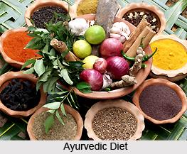 Ayurvedic Principle of Diet