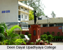 Deen Dayal Upadhyaya College, Karampura, New Delhi