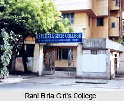 Rani Birla Girl's College, Kolkata