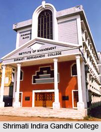 Shrimati Indira Gandhi College, Chatram Bud Stand, Tiruchirappalli, Tamil Nadu