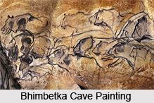 Indian Cave Paintings