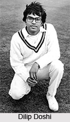 Dilip Doshi, Indian Cricket Player