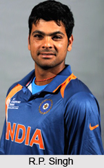 R.P. Singh, Indian Cricketer