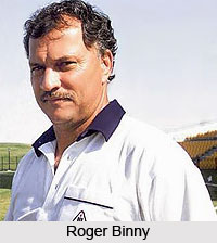 Roger Binny, Indian Cricket Player