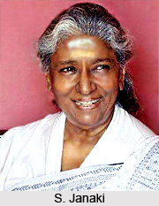 S. Janaki, Indian Playback Singer